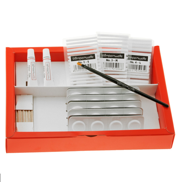Wimpernwelle CLASSIC - Basis Kit - 24 θερ