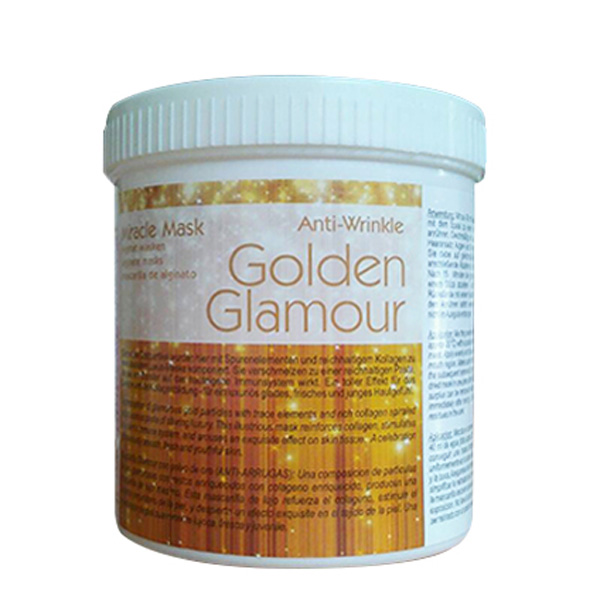 Μάσκα Peel off Golden Glamour 500gr