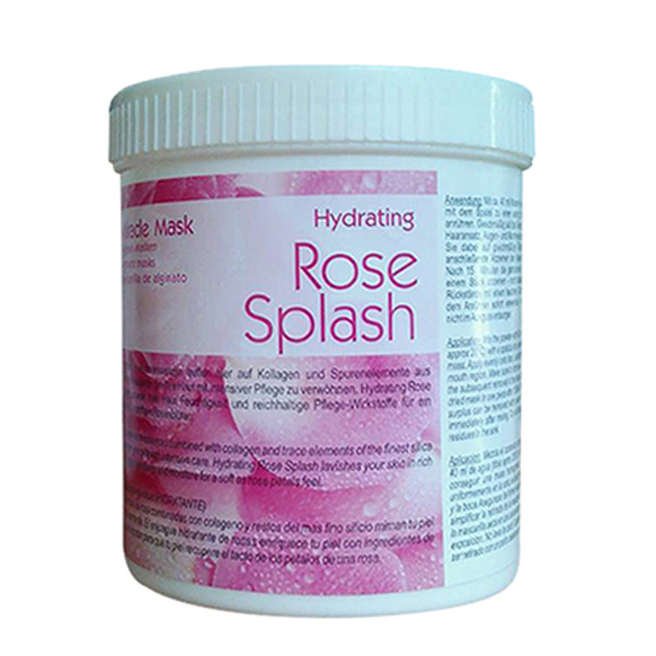 Μάσκα Peel off Rose Splash 500gr