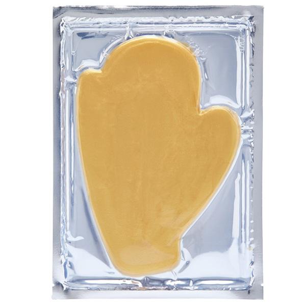 Χρυσή Μάσκα Γάντια - Golden Touch Hands Gelmask