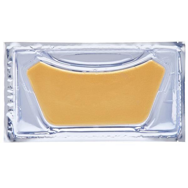 Χρυσή Μάσκα Λαιμού - Golden Divine Neckline Gelmask