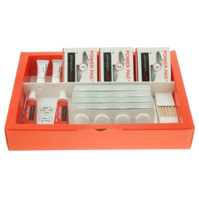Wimpernwelle POWER PAD SET - 20 θερ.